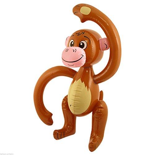 Aufblasbarer Affe - INFLATABLE MONKEY