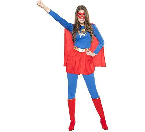 Zzcostumes Supergirl Kostüm GRÖßE S