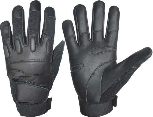 S-Products Gants en kevlar pour sécurité et armée M noir