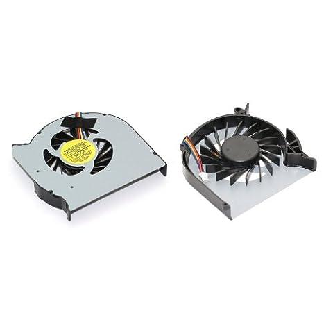 Ventilateur compatible pour ordinateur PC Portable HP PAVILION dv7-7160sf DFS481305MC0T, Neuf garantie 1 an, FAN, NOTE-X / DNX