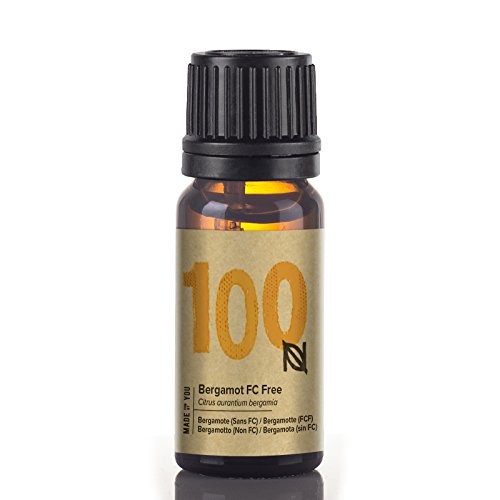 Naissance Bergamot Essential Oil 10ml FC-Free 100% Pure