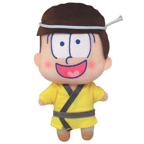 Osomatsu's aligned six retaining clips, stuffed mascot fashion various fourteen pine single item (prize) - Mascot-clip