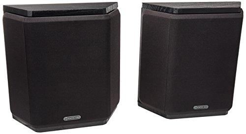 'Monitor Audio Bronze FX 80W schwarz Lautsprecher-Lautsprecher (Universal, XLR, 2,54cm (1Zoll), 14cm (5,5), 2,5cm, 80W) -