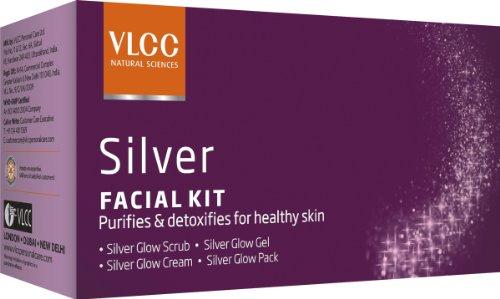 VLCC Silver Single Facial Kit