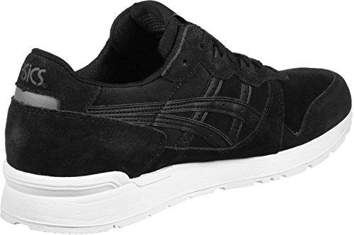 Asics Gel-Lyte, Sneakers Basses Mixte Adulte Noir