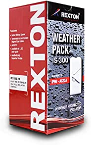 REXTON WEATHER PACK IS300 ISOLATOR 35A 4 POLE IP66