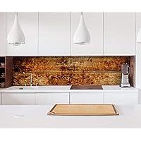 Suchergebnis Auf Amazon De Fur Kuchenruckwand Holz Kuche Haushalt