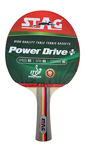 Stag Power Drive Plus Table Tennis Racquet