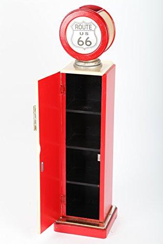 Point home mobiletto porta cd aspetto retr a forma di for Mueble porta cd