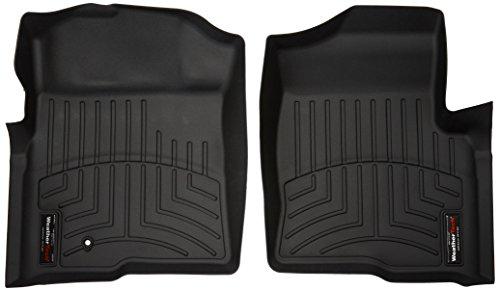 WEATHERTECH Fußmatten 440281 F-150, Schwarz