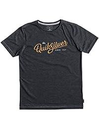 Quiksilver Boys' Heather Wavey Glaze Shirts/T-Shirt