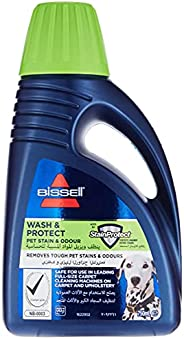 BISSELL WASH & PROTECT CARPET PET STAIN & ODOUR CLEANING