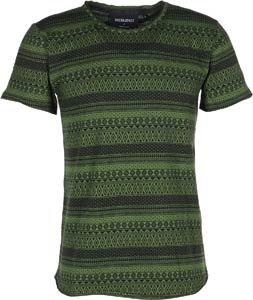Anerkjendt Theche T-Shirt Grün