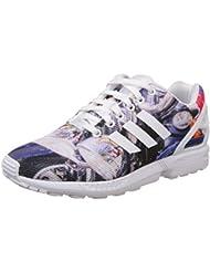 Zapatillas adidas – Zx Flux azul/blanco/azul talla: 38