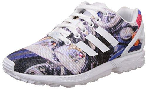 adidas Herren ZX Flux Sneakers, bunt, 43 1/3 EU