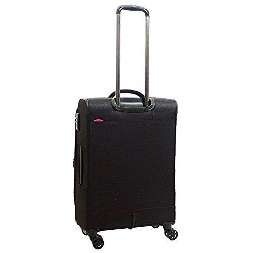 Travelite Koffer Computer zu Roulette, schwarz (Schwarz) - 2077022 Ölfarben