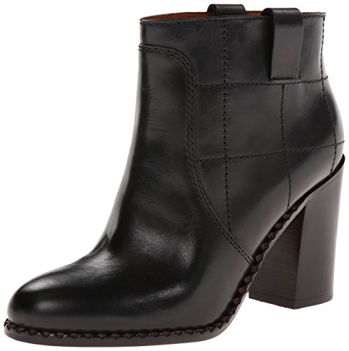 Marc by Marc Jacobs Casual 70'S Ankle Boot Heel Stiefelletten/Boots Damen Schwarz - 36 1/2 - Ankle Boots -