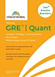 Mastering GRE ® Quant : Concepts, 350+ Practice Questions, Online Strategy Course & E-Books