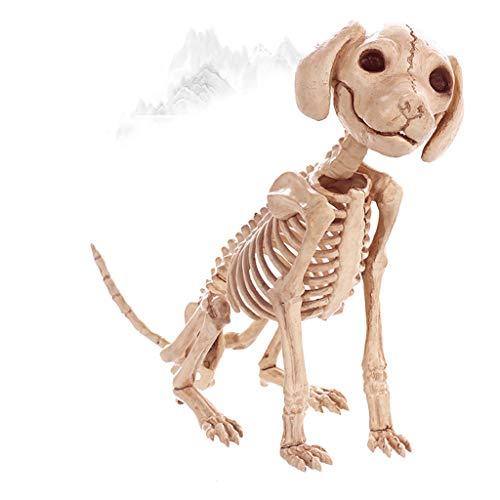 Sisyria Halloween-Hundeskelett, Scray-Tierskelett-Dekorations-Verzierungen für - Niedliche Kostüm Für Paare Billig