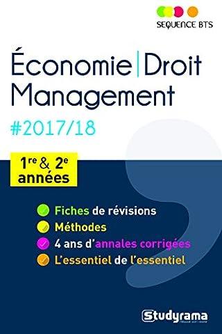 Séquence BTS Economie-droit-management : 1ère-2ème année