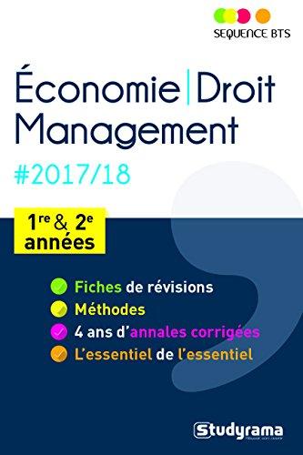 Squence BTS Economie-droit-management : 1re-2me anne