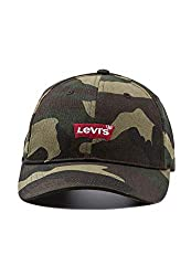 Levis Cap MID Batwing Ball 231079-0006-0037 Camouflage, Size:ONE Size