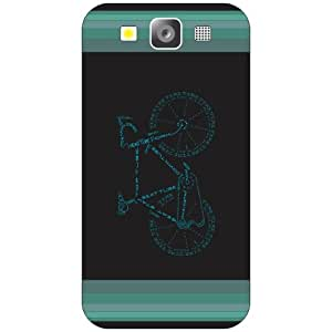 Samsung Galaxy S3 cycle Phone Cover - Matte Finish Phone Cover
