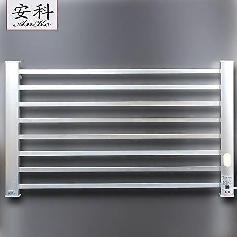 QUEEN'S Alluminio spazio portasciugamani riscaldato candele asciugamano da bagno Server