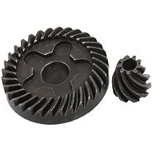 sourcingmap® Amoladora Espiral Engranajes Cónicos Repuestos Para Bosch Gws 6-100 ...