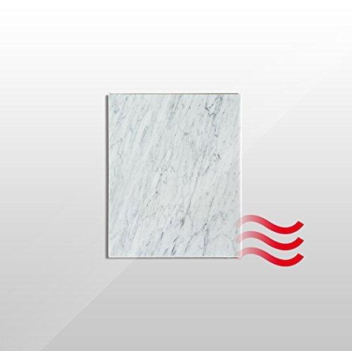 Granotech® Marmor-Infrarotheizung / 400 Watt Carrara