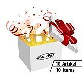 Close Up Mystery Box/Überraschungsbox mit 10 zufälligen Artikeln (auch Lizenz Produkte) - Restposten, Sonderposten Tombola OVP