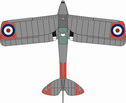 herpa-8172tm008-flugzeug-royal-navy-dh-tiger-moth-xl-714-hms-heron-flight-grau