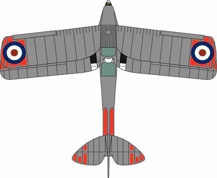 oxford-diecast-72tm008-dh-tiger-moth-xl-714-hms-heron-flight