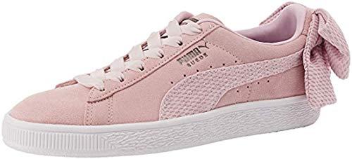 70f170361352 Femmes Puma Chaussures De Sport A La Mode Couleur Rose Winsome Orchid-Puma  White