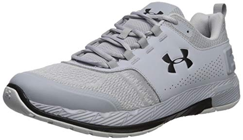 Under Armour Commit TR Ex, Scarpe Sportive Indoor Uomo, Grigio (MOD Gray Black 109), 42 EU