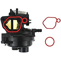 Nvnei 799584 carburador Carb Replacement with Mounting Gasket Kit for Briggs & Stratton 9P702 09P702 550EX Engine