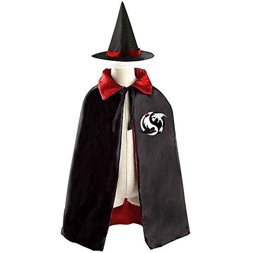 - Yin Yang Halloween Kostüm