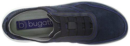 Bugatti - K2669pr36, Scarpe da ginnastica Uomo Blu (Dunkelblau)