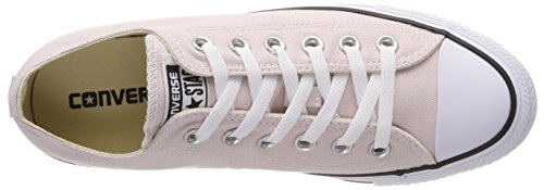 Converse Ctas Ox Barely Rose, Sneaker Unisex – Adulto Pink (Barely Rose)