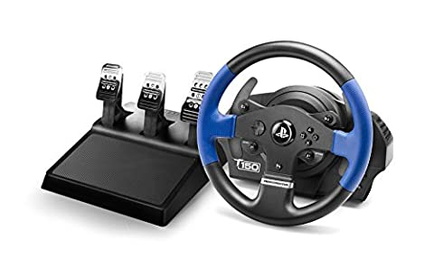 Volant Et Pedalier - Thrustmaster T150 Pro Force Feedback - Volant