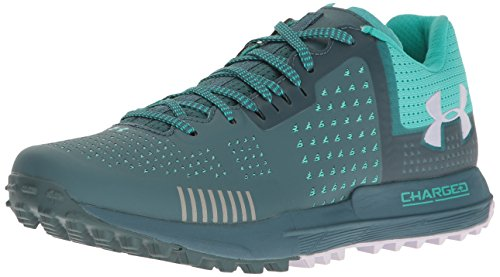 Under Armour Horizon RTT Women's Scarpe da Trail Corsa - SS17 Blue