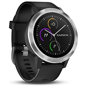garmin vivoactive 3 montre connect e de sport avec gps et cardio poignet high tech. Black Bedroom Furniture Sets. Home Design Ideas