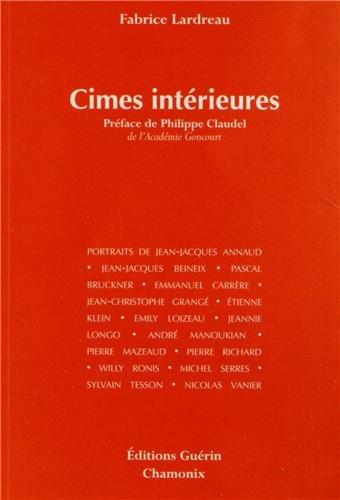 Cimes Interieures par Fabrice Lardreau