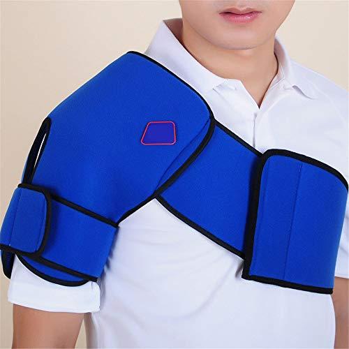 Eisbeutel für Verletzungen Wiederverwendbare Wickel für das hintere Knie Schulter Rotatormanschette Hüftgelenkersatz Ellenbogen Arthritis Chirurgie Schmerzlinderung,A