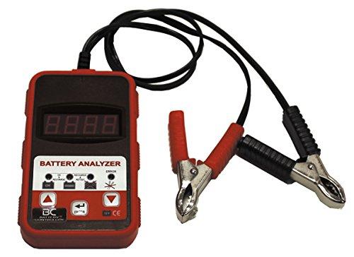 BC Battery Controller BT-01 - Testeur pour batteries 12V - 200 -1200 CCA