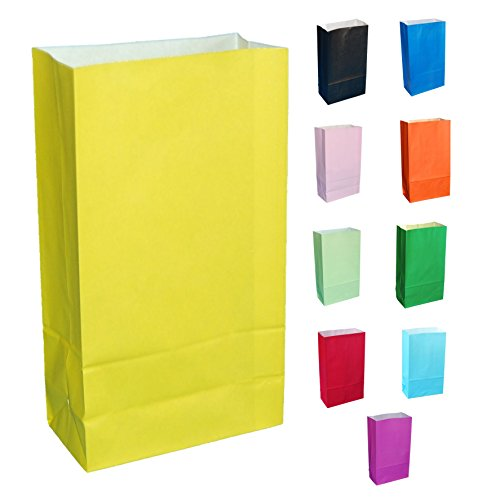 15-yellow-thepaperbagstore-tm-paper-party-bags-choose-your-colour