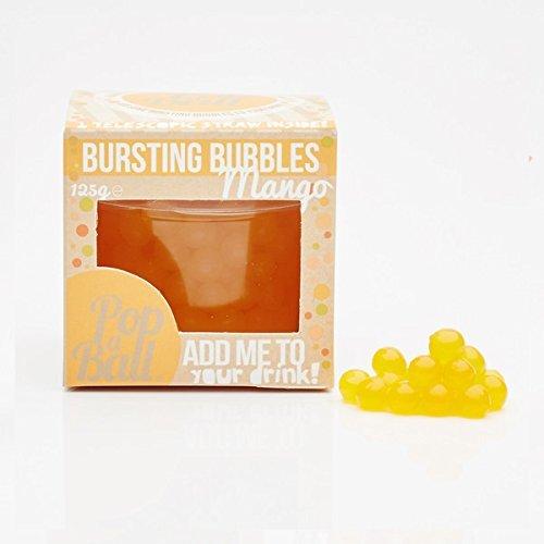 Lot de 4 Popaball Bursting Mango Aromatisé Bubbles