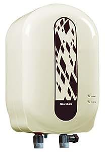 Havells Neo EC 1-Litre 3000 Watt Instant Water Heater (Ivory)