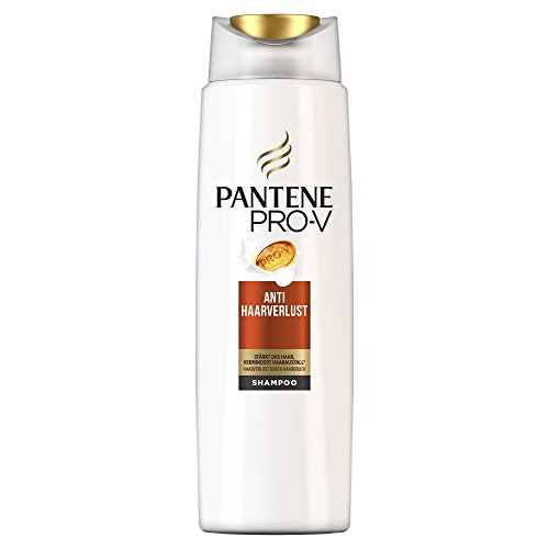Pantene Pro-V Anti-Haarverlust Shampoo Für Haarverlust Durch Haarbruch, 4er Pack (4 x 300 ml)