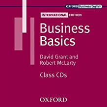 Business Basics International Edition: Class CD